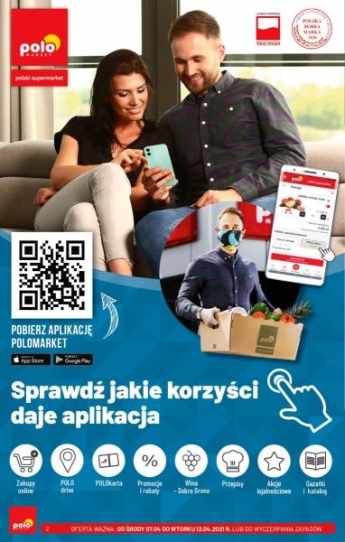 POLOmarket gazetka promocyjna od 2021-04-07, strona 2