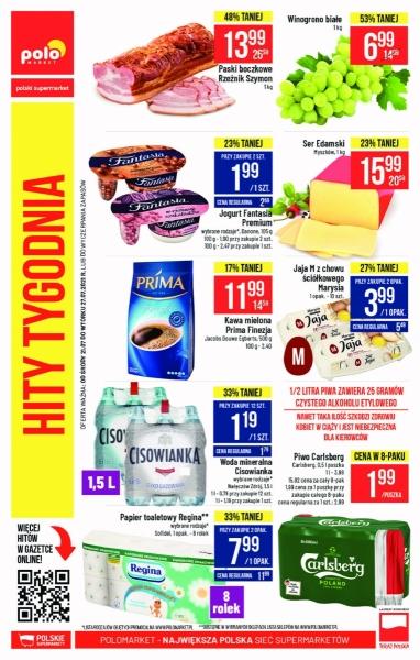 POLOmarket gazetka promocyjna od 2021-07-21, strona 58