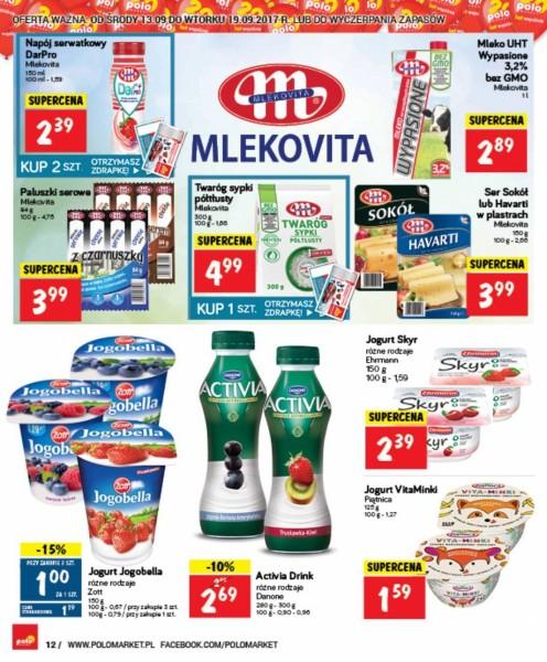 POLOmarket gazetka promocyjna od 2017-09-13, strona 12