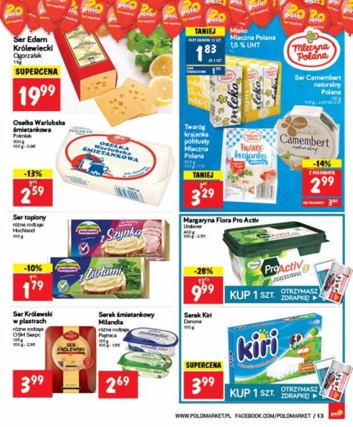 POLOmarket gazetka promocyjna od 2017-09-13, strona 13