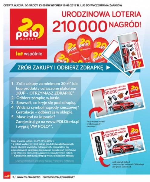 POLOmarket gazetka promocyjna od 2017-09-13, strona 2