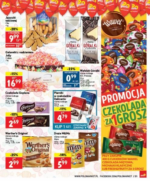 POLOmarket gazetka promocyjna od 2017-09-13, strona 21