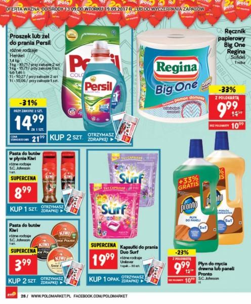 POLOmarket gazetka promocyjna od 2017-09-13, strona 28