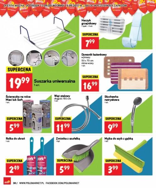 POLOmarket gazetka promocyjna od 2017-09-13, strona 30
