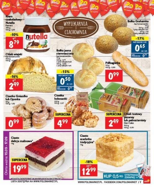 POLOmarket gazetka promocyjna od 2017-09-13, strona 7