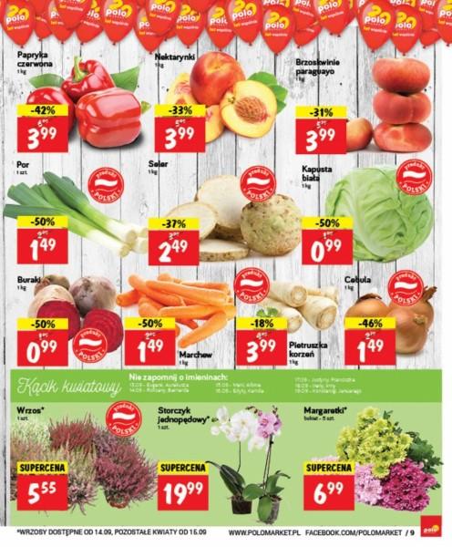 POLOmarket gazetka promocyjna od 2017-09-13, strona 9