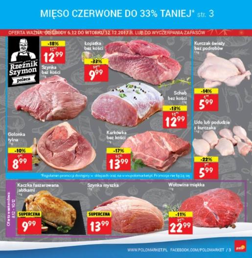 POLOmarket gazetka promocyjna od 2017-12-06, strona 3