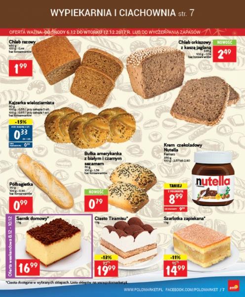 POLOmarket gazetka promocyjna od 2017-12-06, strona 7