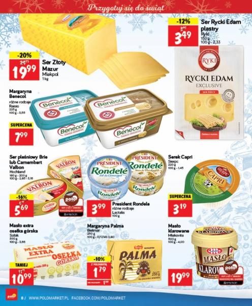 POLOmarket gazetka promocyjna od 2017-12-06, strona 8