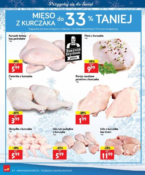 POLOmarket gazetka promocyjna od 2017-12-13, strona 2