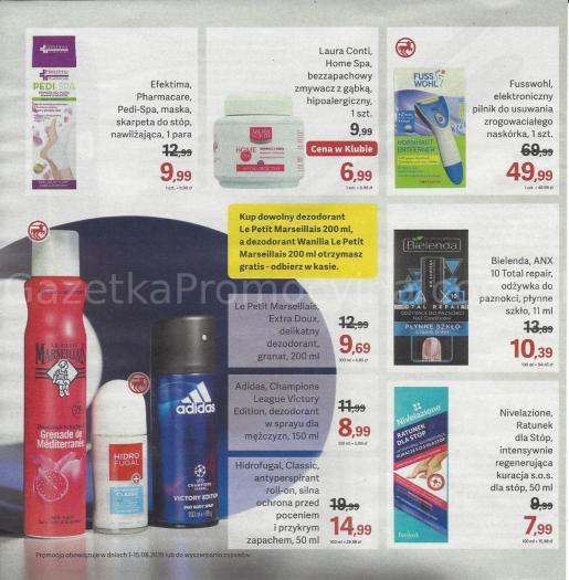 Rossmann gazetka promocyjna od 2019-08-01, strona 10