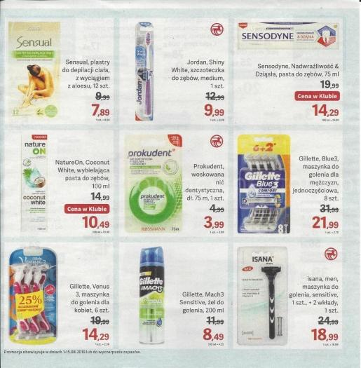 Rossmann gazetka promocyjna od 2019-08-01, strona 17