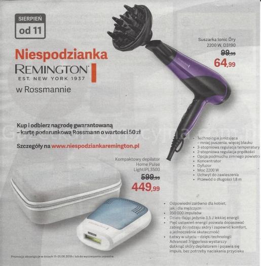Rossmann gazetka promocyjna od 2019-08-01, strona 8
