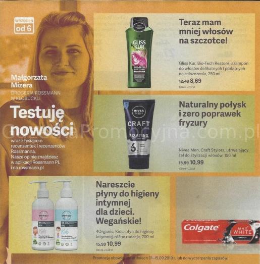 Rossmann gazetka promocyjna od 2019-09-01, strona 4