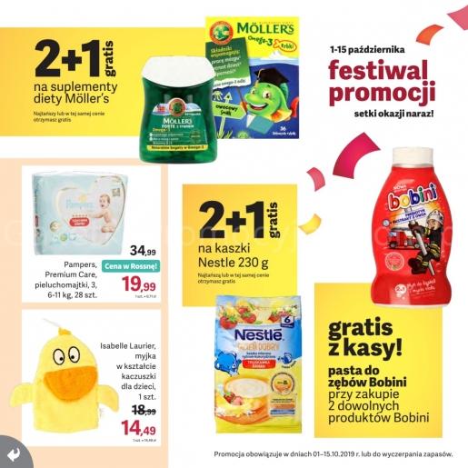 Rossmann gazetka promocyjna od 2019-10-01, strona 14