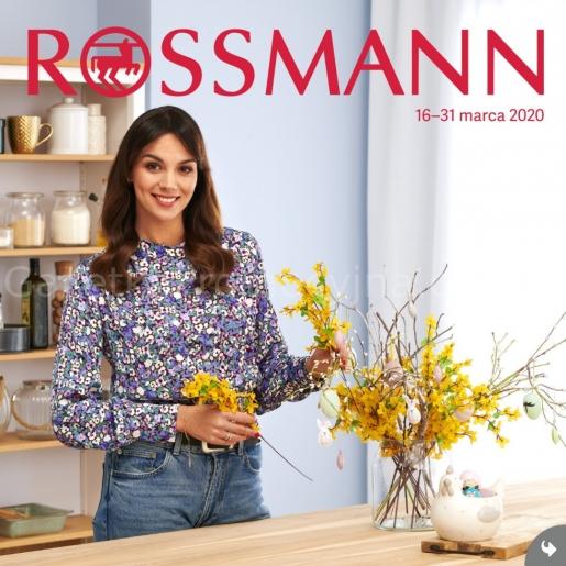 Rossmann gazetka promocyjna od 2020-03-16, strona 1