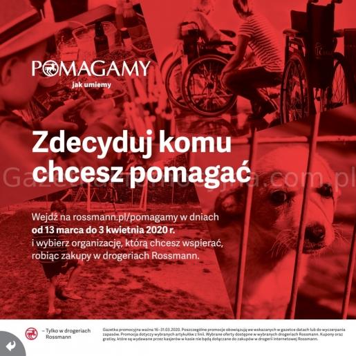 Rossmann gazetka promocyjna od 2020-03-16, strona 20