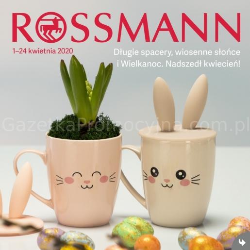 Rossmann gazetka promocyjna od 2020-04-01, strona 1