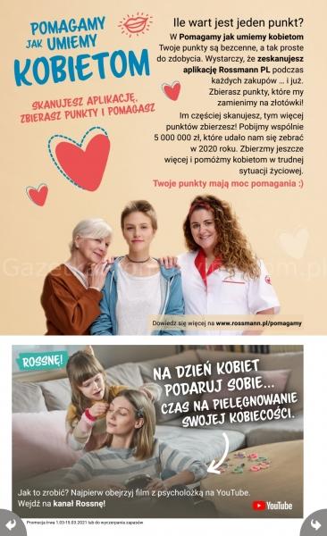 Rossmann gazetka promocyjna od 2021-03-01, strona 15