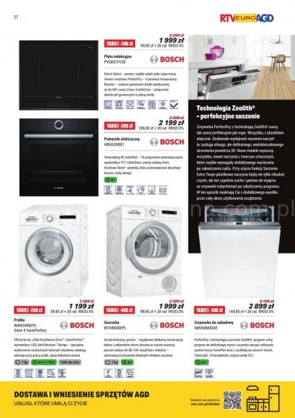 Rtv Euro Agd gazetka promocyjna od 2019-08-30, strona 27
