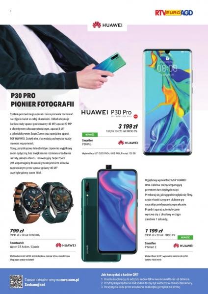 Rtv Euro Agd gazetka promocyjna od 2019-08-30, strona 3