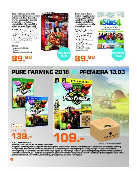 Saturn gazetka promocyjna od 2018-03-01, strona 4