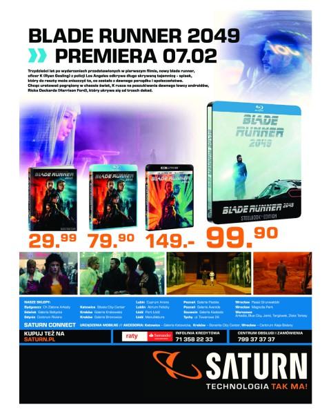 Saturn gazetka promocyjna od 2018-02-01, strona 16