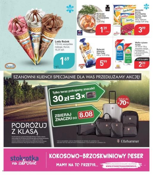 Stokrotka gazetka promocyjna od 2018-07-12, strona 4