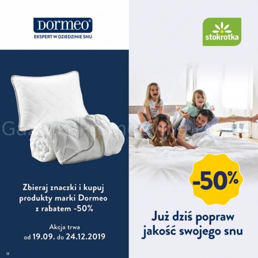 Stokrotka gazetka promocyjna od 2019-09-12, strona 58