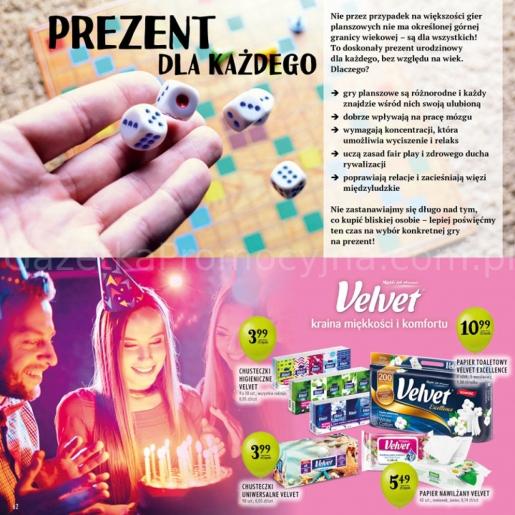 Stokrotka gazetka promocyjna od 2019-09-12, strona 62