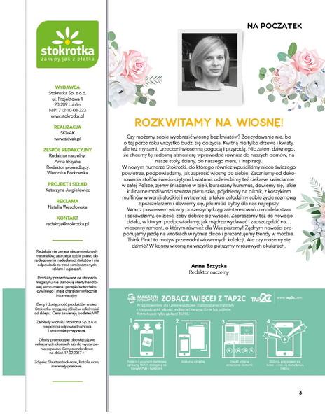 Stokrotka gazetka promocyjna od 2017-03-09, strona 3