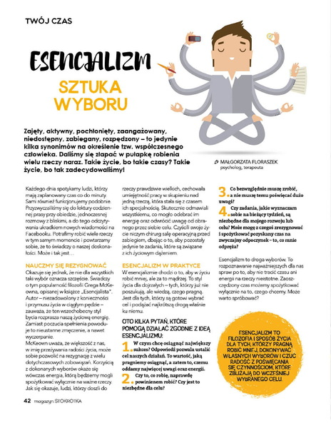 Stokrotka gazetka promocyjna od 2017-03-09, strona 42
