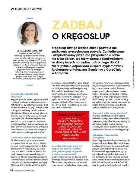Stokrotka gazetka promocyjna od 2017-03-09, strona 54