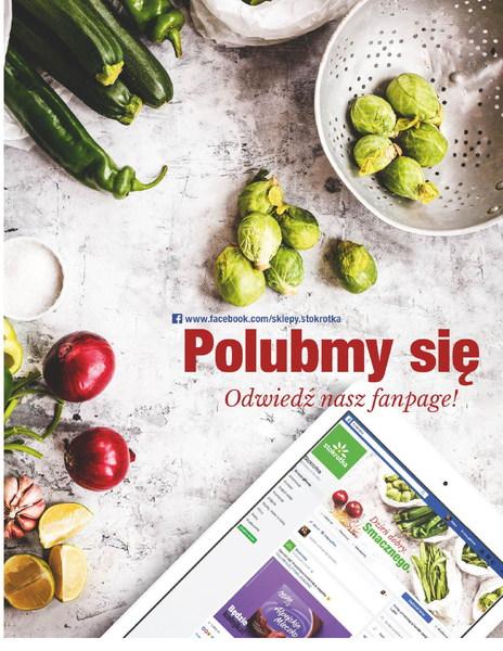 Stokrotka gazetka promocyjna od 2017-03-09, strona 72