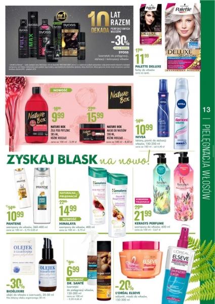 Super-pharm gazetka promocyjna od 2019-08-29, strona 13