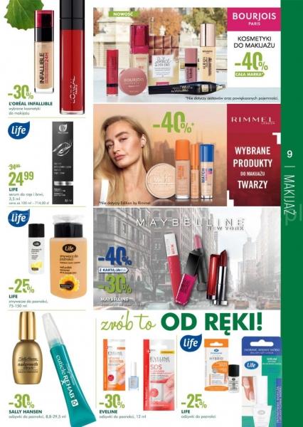 Super-pharm gazetka promocyjna od 2019-08-29, strona 9