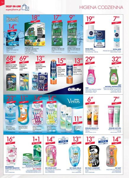 Super-pharm gazetka promocyjna od 2017-03-16, strona 16
