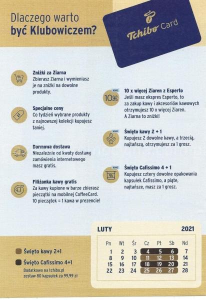 Tchibo gazetka promocyjna od 2021-02-15, strona 56