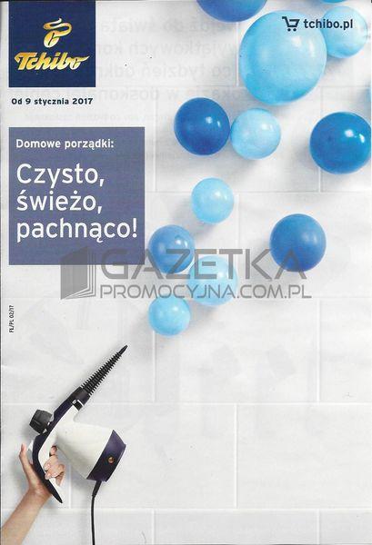 Tchibo gazetka promocyjna od 2017-01-09, strona 1