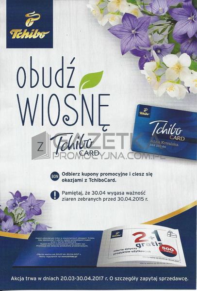 Tchibo gazetka promocyjna od 2017-04-03, strona 22