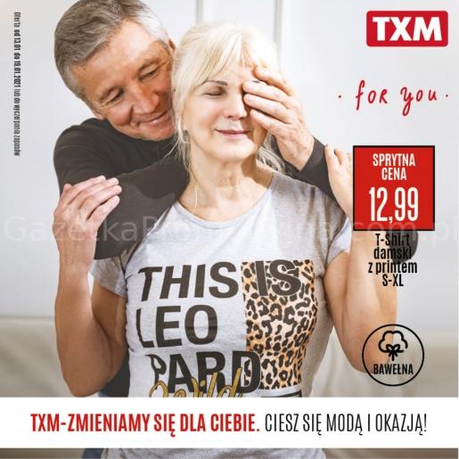 Textilmarket gazetka promocyjna od 2021-01-13, strona 1