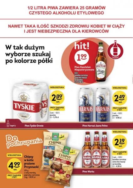 Żabka gazetka promocyjna od 2019-10-09, strona 16