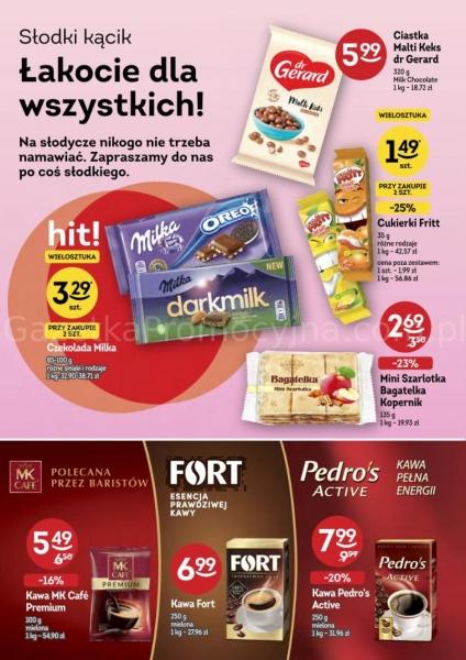 Żabka gazetka promocyjna od 2019-10-09, strona 18