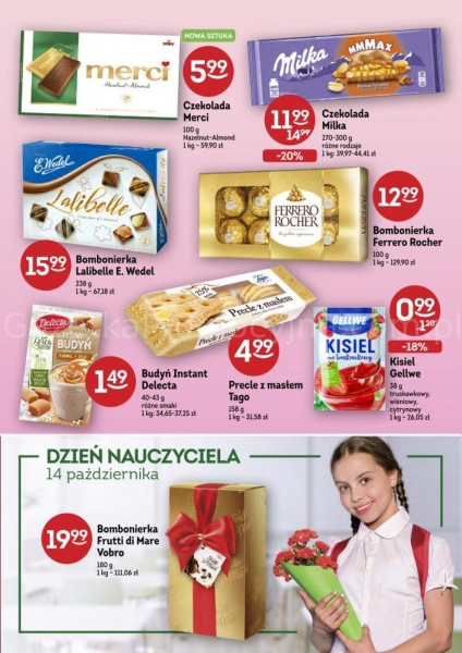 Żabka gazetka promocyjna od 2019-10-09, strona 19