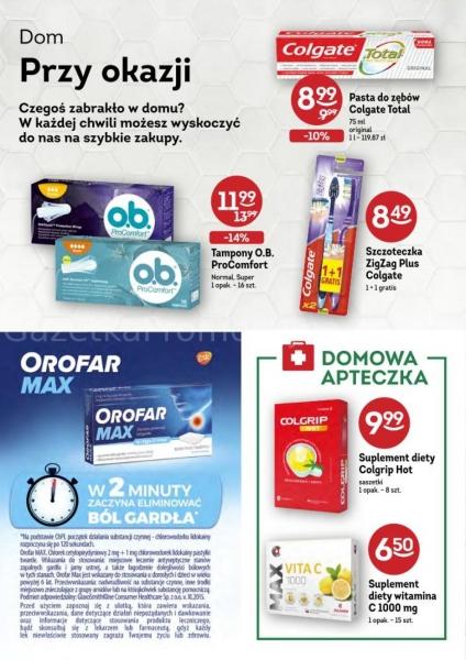 Żabka gazetka promocyjna od 2019-10-09, strona 22