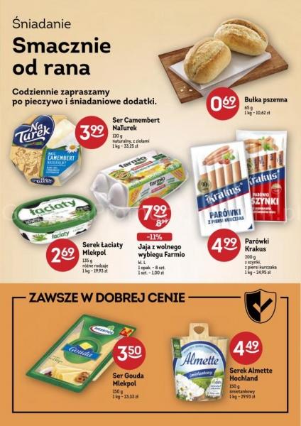 Żabka gazetka promocyjna od 2019-10-09, strona 9